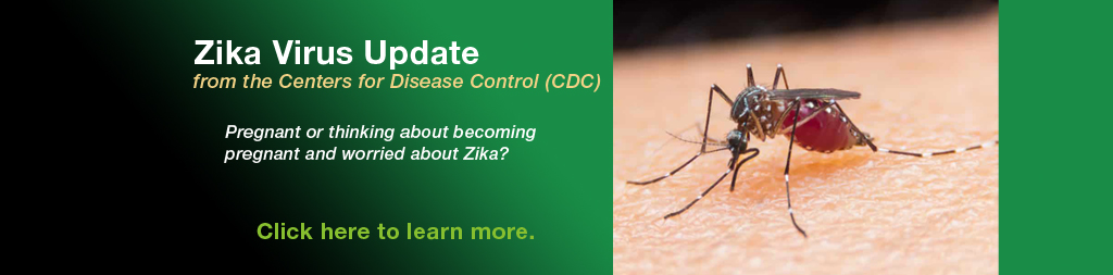 Zika Virus Update