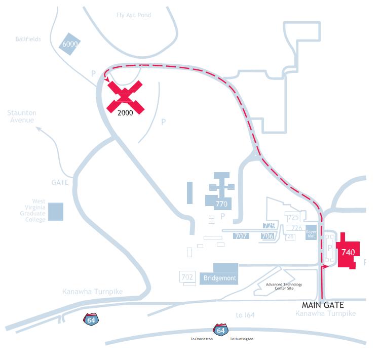 AIM Kickoff map