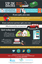 Up in Smoke Infographic